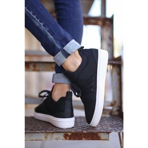 Steve Madden 'Lancer' Lace up Sneakers